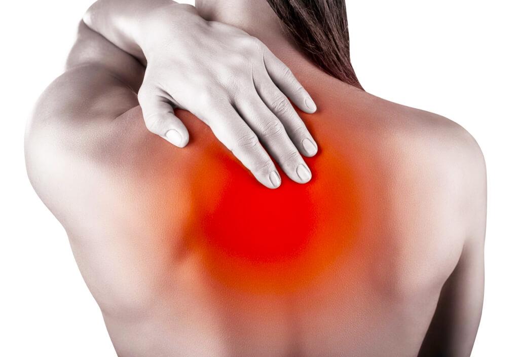 Тянущая боль в спине выше поясницы справа