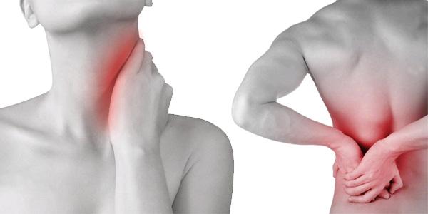 Лечение от боли в спине и суставах застудил суставы хроническ